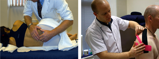 Nottingham Osteopathy Homepage
