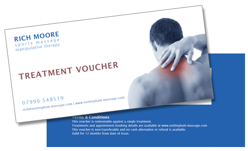 View facial gift vouchers nice
