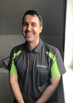 Chris GLover Osteopath